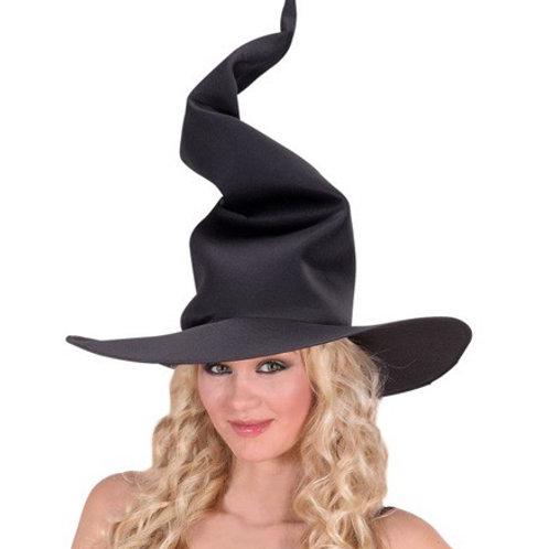 BENDABLE WITCH HAT. 5373Z Widmann