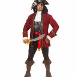 "BOOTY ISLAND PIRATE"" (coat, vest with jab... 56732 W"