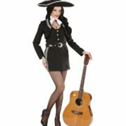 "MARIACHI"" (jacket with vest, skirt, belt,... 89981 W"