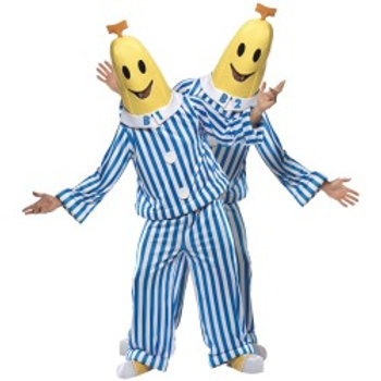 Bananas In Pyjamas Costume 33131 S