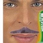 Adhesive Moustache. 0823C W