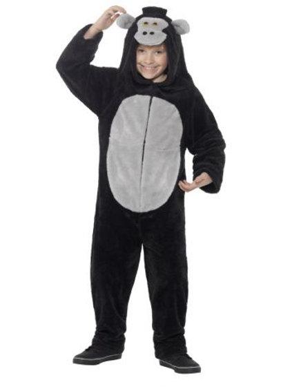 Deluxe Gorilla Costume S 45283