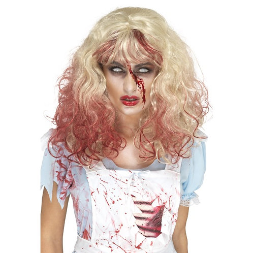 Zombie Bloody Alice Wig SKU: 46858