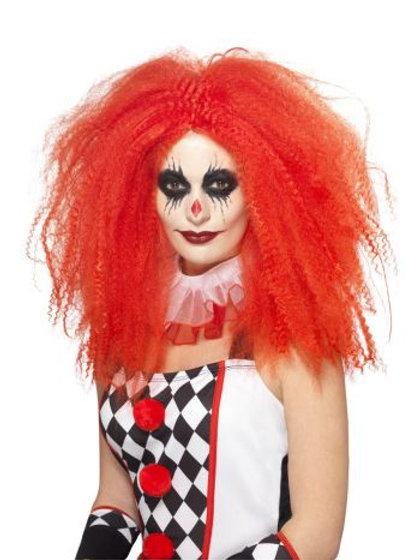 Clown Wig S 44741