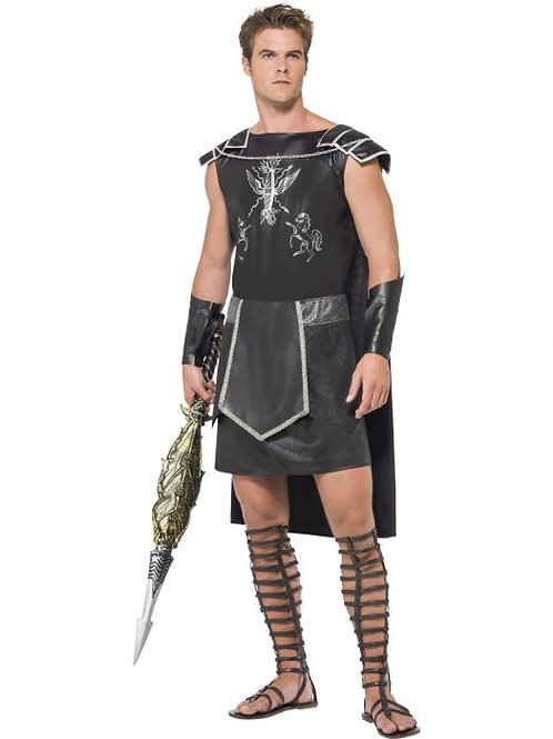 Male Dark Gladiator Costume SKU 55028