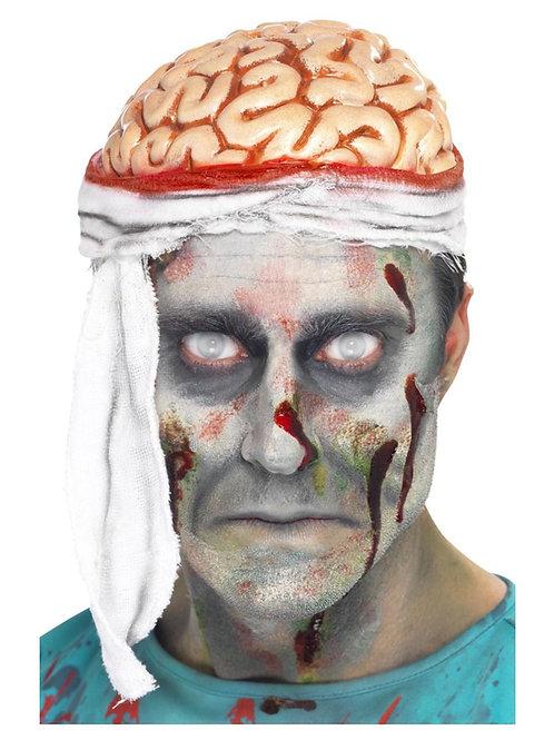 Bandage Brain Hat, Flesh. 21392 S