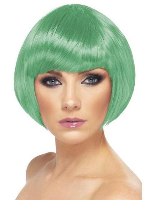 Green Babe Wig. 42847 Smiffys