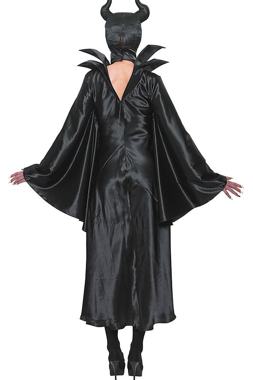 MALEFICENT DELUXE COSTUME – WOMENS. 888838 RUBIES