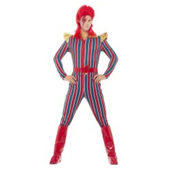 Space Superstar Costume 43858 S