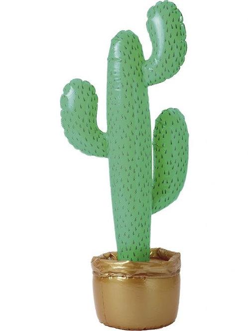 Cactus SKU 26362 Cactus, Green, 90cm Approx, Inflatable