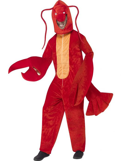 Lobster Costume SKU 40091