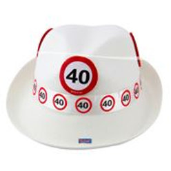 Tribly Hat Non Woven Traffic Sign 40   F 62340