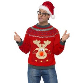 Christmas Jumper Costume 23058 S