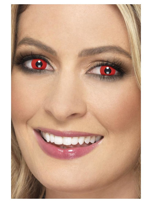 «Accessoreyes Devil, Red, 1 Day Wear». 47105 S