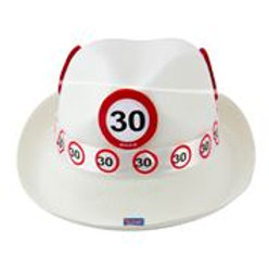 Tribly Hat Non Woven Traffic Sign 30 F 62330