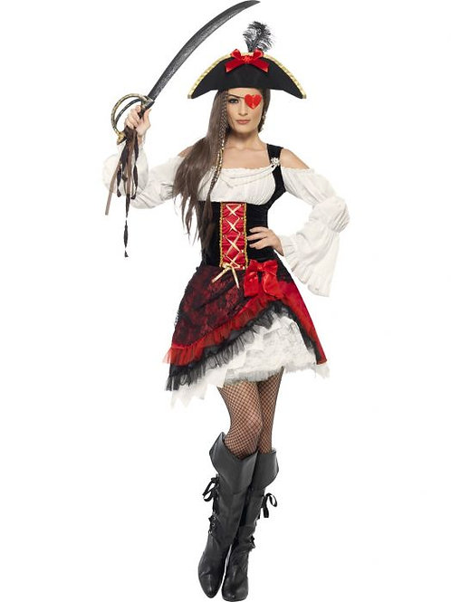 Glamorous Lady Pirate Costume SKU 23281