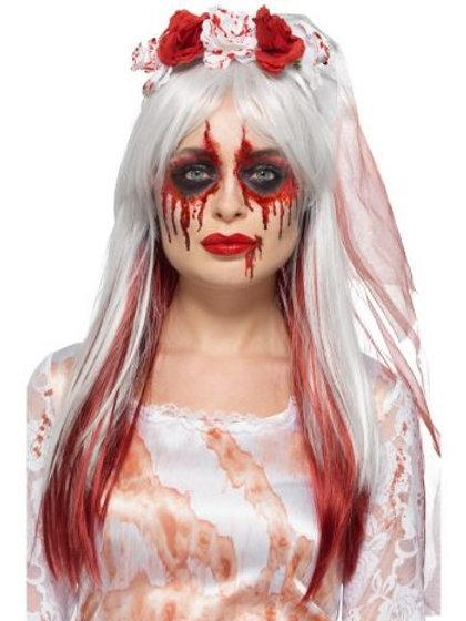 Blood Drip Bride Cosmetic Kit, Aqua S 49082