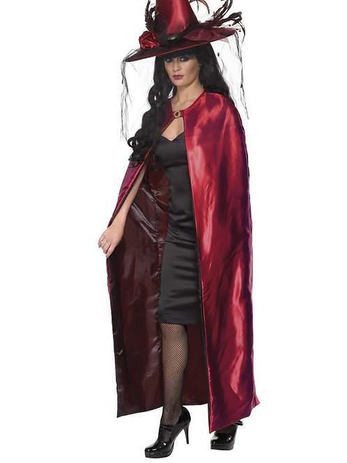 Reversible Cape, Red. 36872 Smiffys
