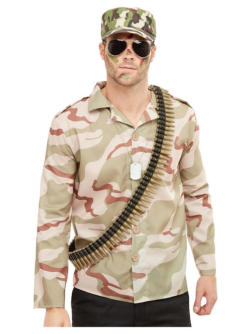 Army Instant Kit. 50991 Smiffys