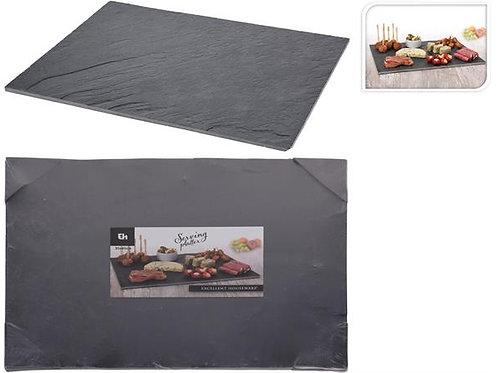 Serveringsfat brett skifer 30x40cm Varenr:114053