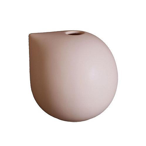Nib Vase Small, Nude