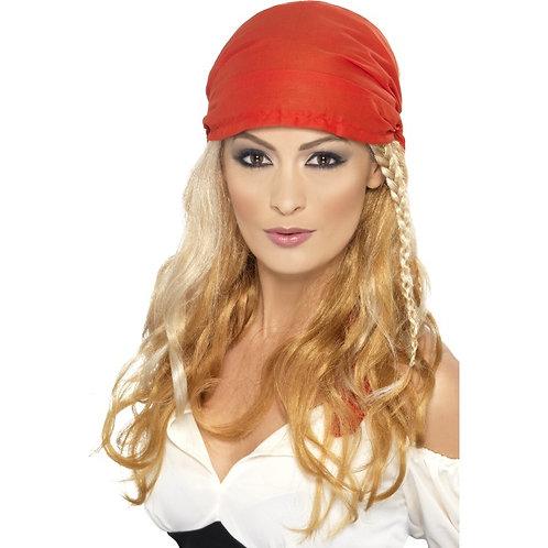 Pirate Princess Wig,Blonde