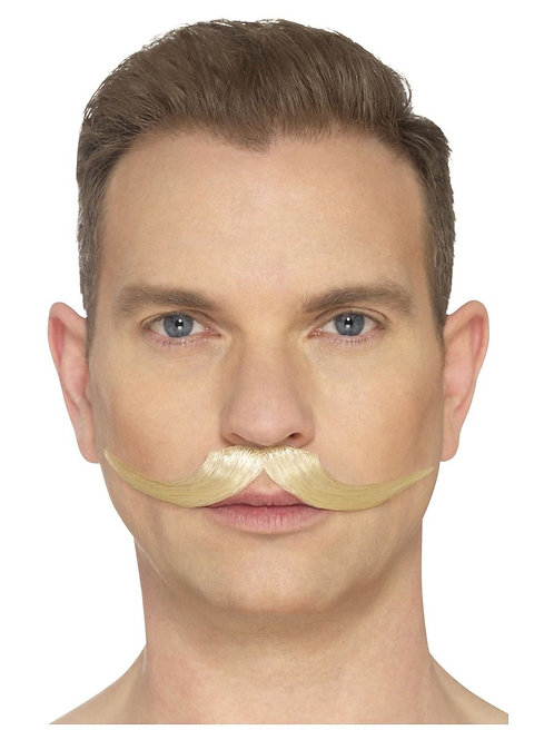 The English Moustache, Blonde. 49634 S