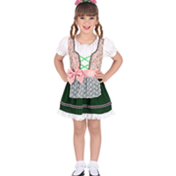 """""""BAVARIAN"""" (dress, headpiece) W 06929"""