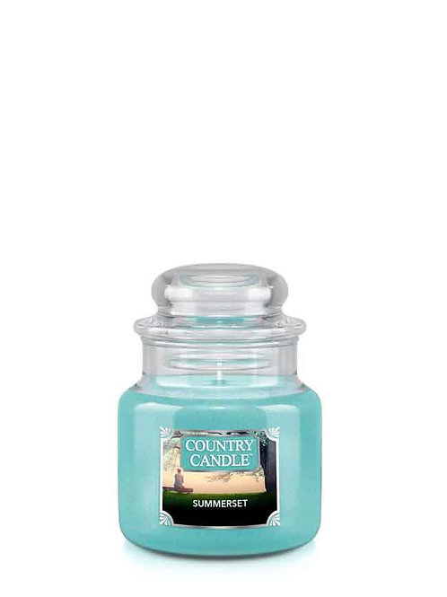 Country Candle Mini Jar Summerset