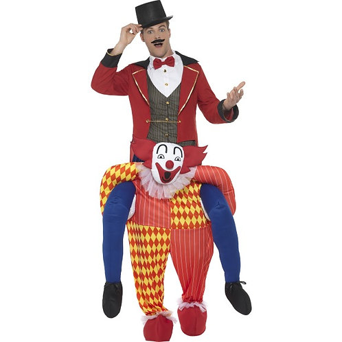 Piggyback Clown Costume SKU: 47159