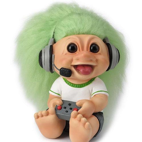 Gamer troll by Thomas Bente 12cm