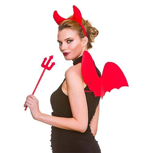 Devil Set 3pc. AC-9055 Wicked