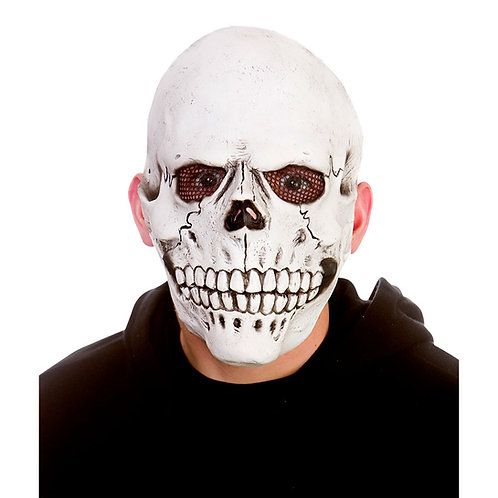 Latex Mask - Skeleton. MK-9825 Wicked