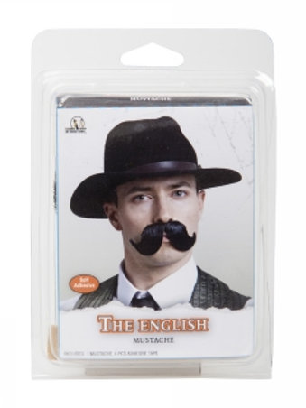 Mustach - The English