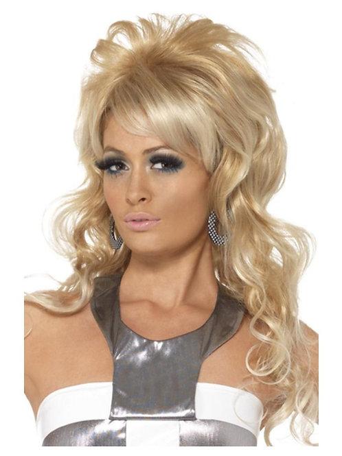 60s Beauty Queen Wig. 42011 S