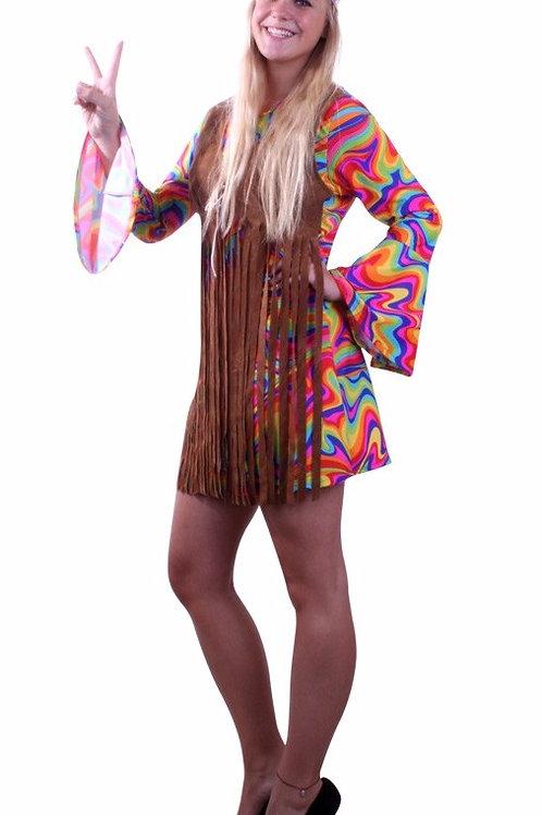 Hippie dress Ibiza Short