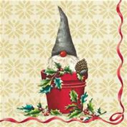 Tomte In The Bucket Cream Lunch