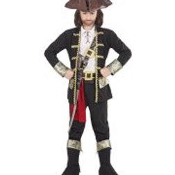 "PIRATE CAPTAIN"" (coat, shirt, pants, belt... 15276 W"