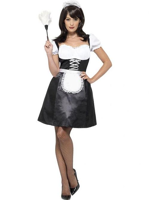 French Maid Costume SKU 45504