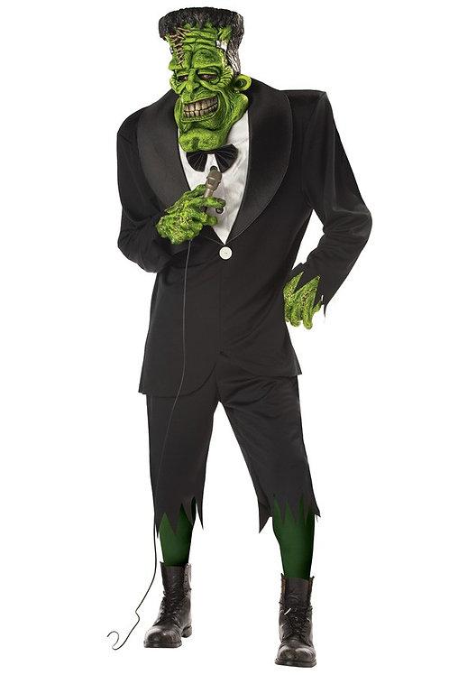 Frankenstein med maske