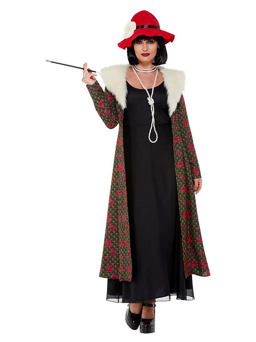 20s Gangster's Moll Costume. 70033 Smiffys