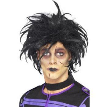 Psycho Wig,Black 24876 S