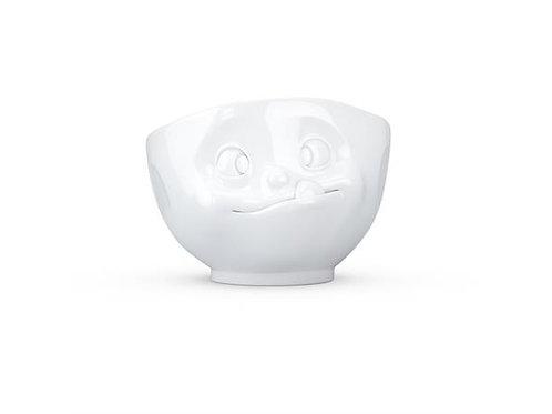 "Tassen skål 1000ml ""NamNam - Tasty"" Hvit, 1000ml"