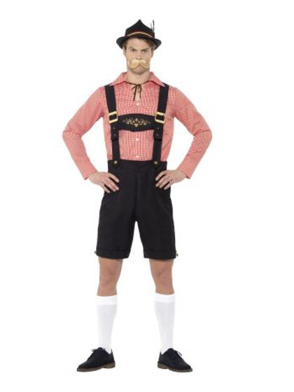 Oktoberfest Costume. 48444 S