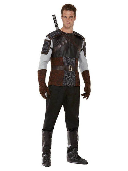 Wild Hunter Costume, Brown. 70024