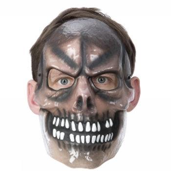 Vacumask, Sceleton,  PVC-maske