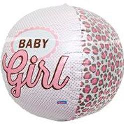 17in/43 cm Baby Girl Sphere F 01026-01