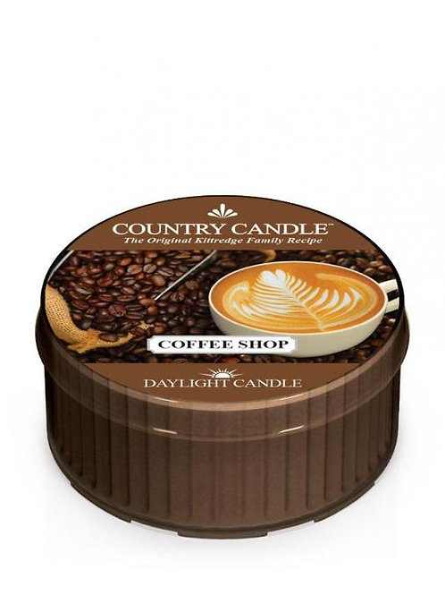 Country Candle - Coffee Shop - Daylight