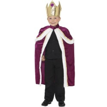 Kiddy King Costume 35959 S