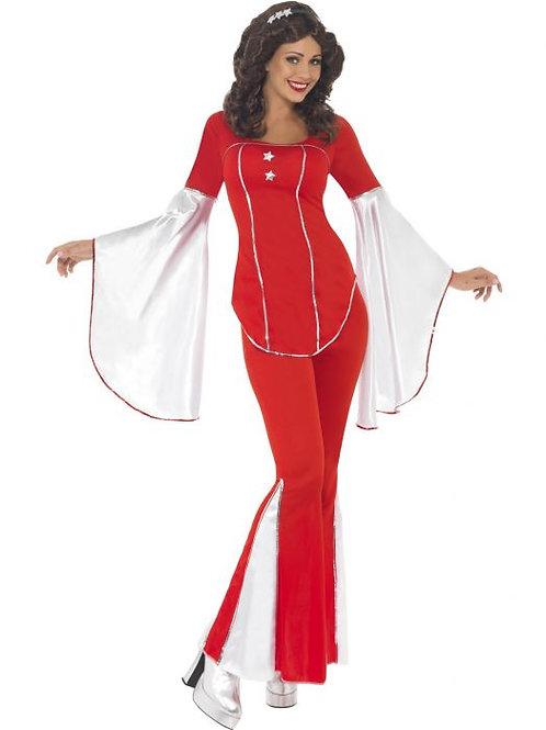Super Trooper Costume, Red SKU 33495